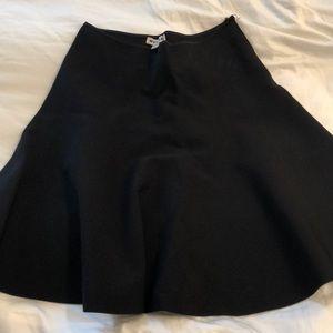 Whistles pull on elastic skater skirt in M